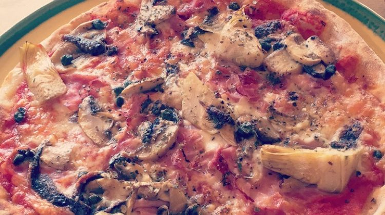 Glutenvrije pizza Verona
