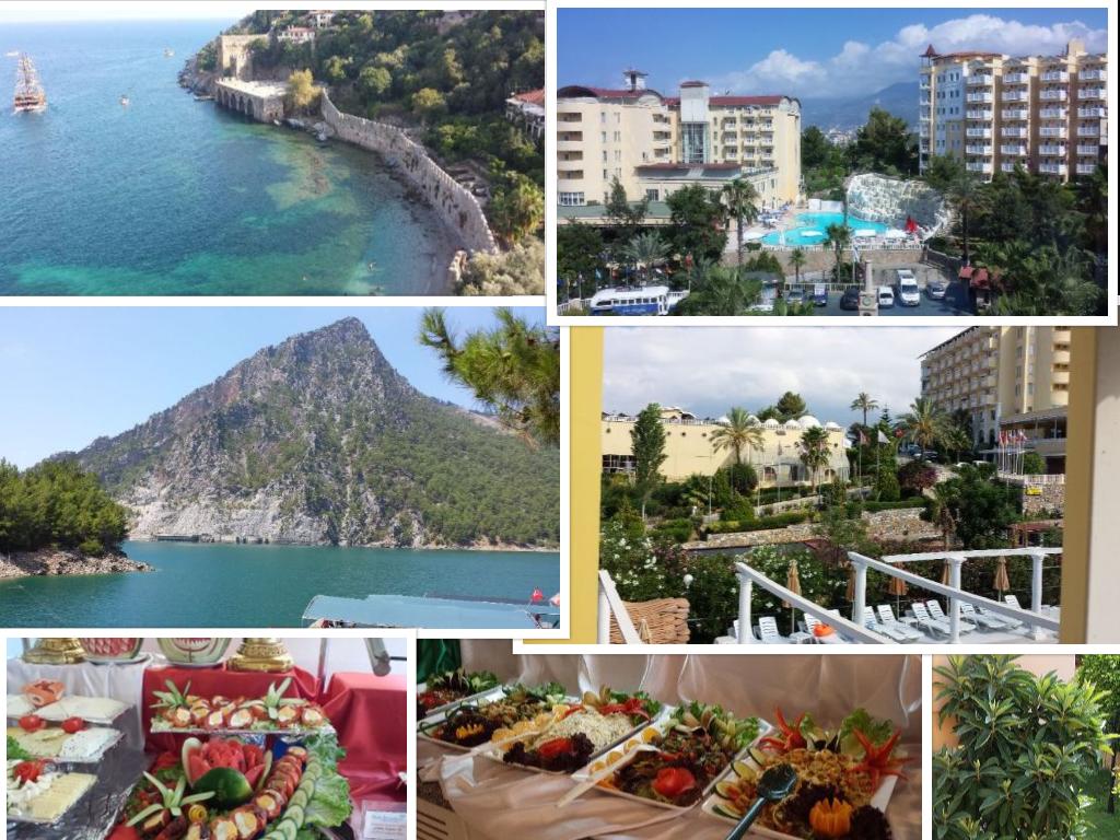 Glutenvrij hotel Turkije
