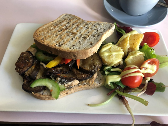 Glutenvrij ontbijt Edinburgh Schotland