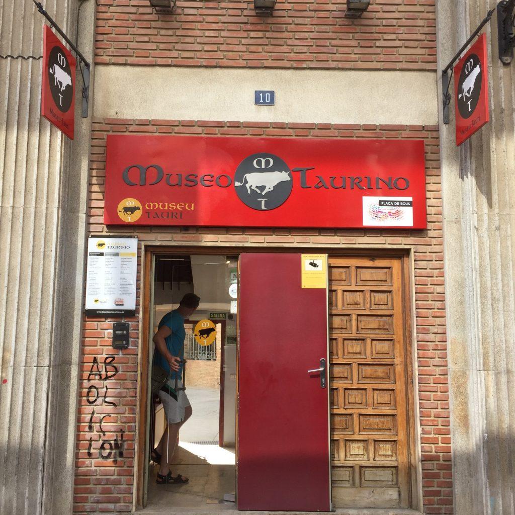 glutenvrij valencia plaza de toros museum