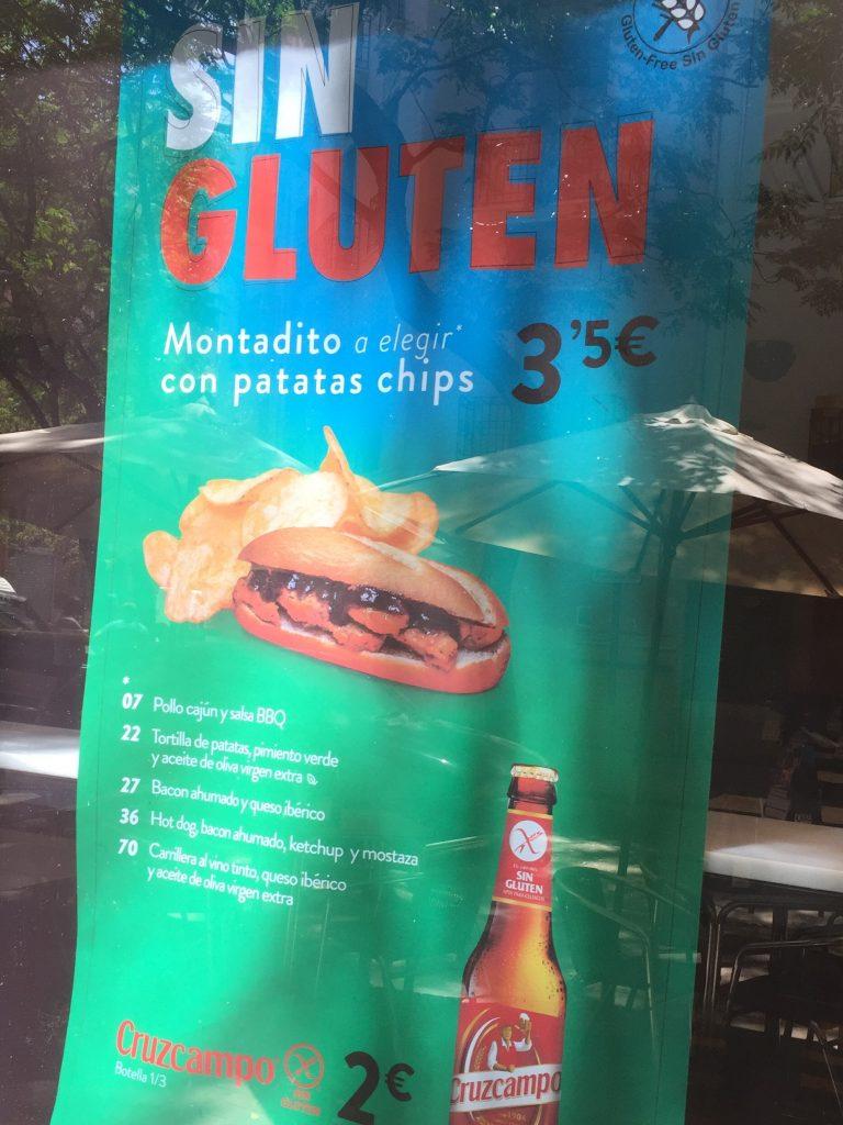glutenvrij valencia