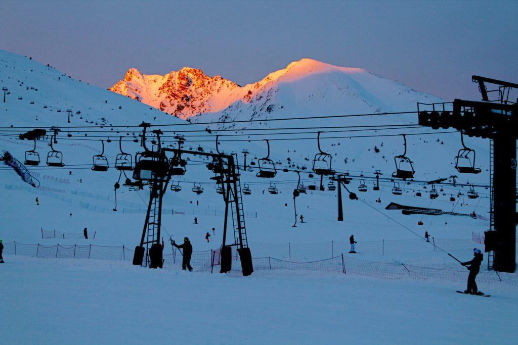 Glutenvrije wintersport Italië,Tonale Pass