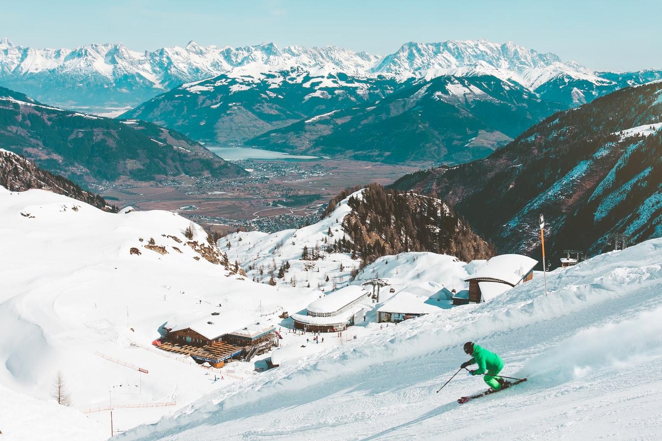 Glutenvrije wintersport oostenrijk kaprun